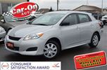 2014 Toyota Matrix Only 26,000 KM. AUTOMATIC in Ottawa, Ontario