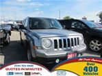 2015 Jeep Patriot Sport/North * 4X4 * ONE OWNER in London, Ontario