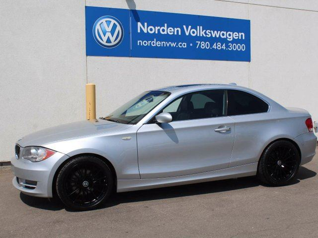 2009 BMW 1 Series 128 128i in Edmonton, Alberta