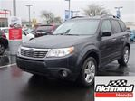 2010 Subaru Forester 2.5X! 6 Months Limited Powertrain Warranty! in Richmond, British Columbia