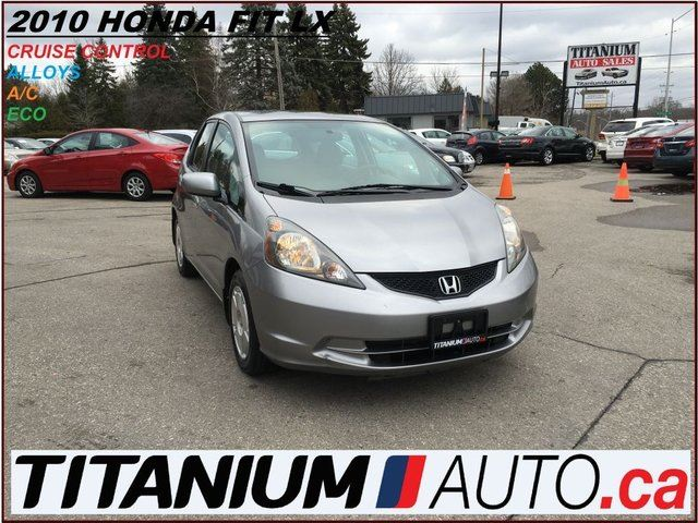 2010 honda fit lx new tires brakes cruise control. Black Bedroom Furniture Sets. Home Design Ideas