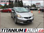 2010 Honda Fit LX+New Tires & Brakes+Cruise Control+Keyless+Alloy in London, Ontario