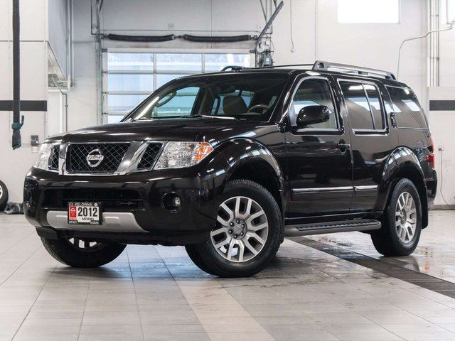 2012 nissan pathfinder le 4wd kelowna british columbia. Black Bedroom Furniture Sets. Home Design Ideas