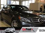 2016 Mercedes-Benz E-Class E250 BlueTEC 4MATIC with Nav, sunroof, pushbutton in Red Deer, Alberta