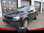2006 Volvo XC90 2.5T Awd no accidents clean condition in Guelph, Ontario