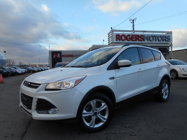 2014 ford escape 4wd navi ecoboost oakville ontario used car for sale 2655970. Black Bedroom Furniture Sets. Home Design Ideas