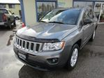 2011 Jeep Compass POWER EQUIPPED NORTH EDITION 5 PASSENGER 2.4L - in Bradford, Ontario