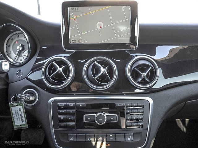 2014 mercedes benz cla250 4matic coupe toronto ontario for 2014 mercedes benz cla250 4matic coupe