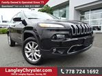 2014 Jeep Cherokee Limited in Surrey, British Columbia