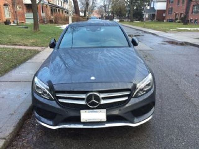 2016 mercedes benz c class c300 4matic amg package grey for 2016 mercedes benz c class c300 4matic