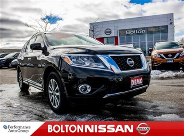 2016 Nissan Pathfinder Sl Bolton Ontario Used Car For