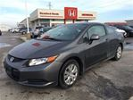 2012 Honda Civic LX Low Kilometers !!! in Stratford, Ontario