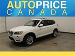 2013 BMW X3 xDrive35i NAVIGATION PANOROOF in Mississauga, Ontario