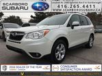 2015 Subaru Forester 2.5i Conv. PKG,  FROM 1.9% FINANCING AVAILABLE, PL in Scarborough, Ontario