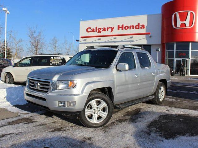 2013 honda ridgeline touring calgary alberta used car. Black Bedroom Furniture Sets. Home Design Ideas