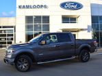 2014 Ford F-150 XLT 4x4 SuperCrew Cab 5.5 ft. box 145 in. WB in Kamloops, British Columbia