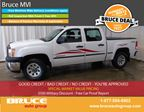 2012 GMC Sierra 1500 WT 4.8L 8 CYL AUTOMATIC 4X4 CREW CAB in Middleton, Nova Scotia