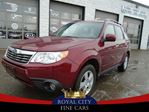 2009 Subaru Forester Panaramic Sunroof Heated seatsAWD No accidents in Guelph, Ontario
