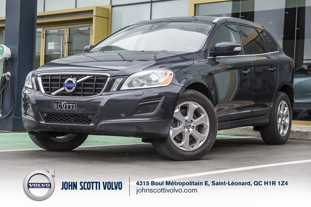 2013 VOLVO XC60 CERTIFIn++E in Montreal, Quebec