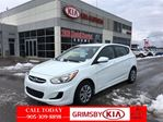 2015 Hyundai Accent GL ONE OWNER!!!! in Grimsby, Ontario