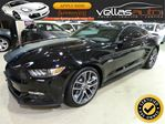2015 Ford Mustang GT**COUPE**6SPD**NAVIGATION** in Vaughan, Ontario