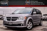 2016 Dodge Grand Caravan Crew  Backup Cam Bluetooth Heated Front Seats Dual Air 17Alloy Rims in Bolton, Ontario