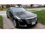 2015 Cadillac CTS Luxury AWD in Mississauga, Ontario