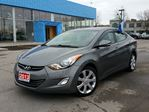 2013 Hyundai Elantra Limited All-In Pricing $104 b/w +HST in Newmarket, Ontario