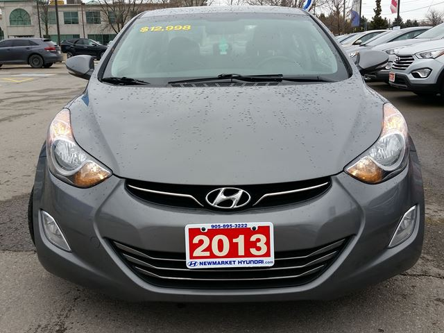 2013 hyundai elantra limited all in pricing 104 b w hst newmarket ontario used car for sale. Black Bedroom Furniture Sets. Home Design Ideas