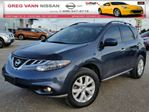 2013 Nissan Murano SL AWD w/all leather,dual pwr moonroof,heated seats,rear cam in Cambridge, Ontario