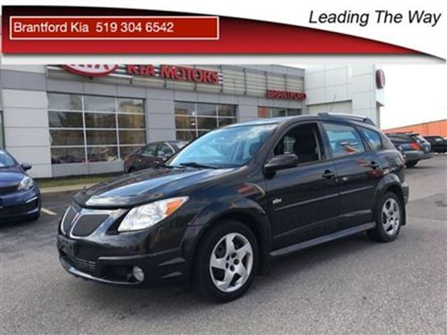 2007 pontiac vibe base brantford ontario used car for. Black Bedroom Furniture Sets. Home Design Ideas