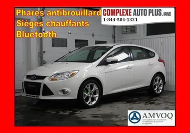 2012 ford focus sel hatch mags chrome bluetooth white for Miroir ford focus