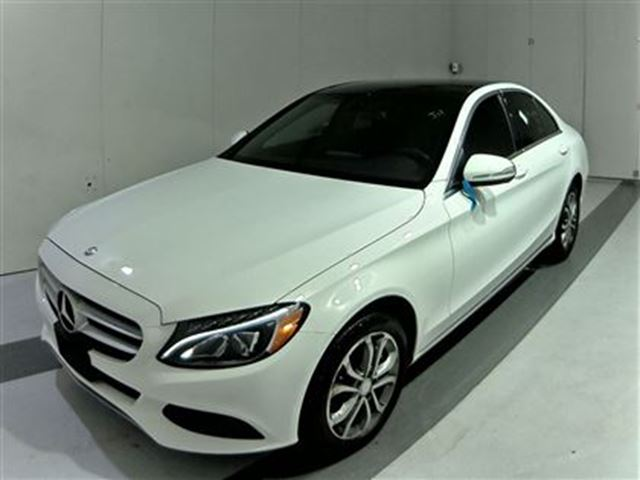 2015 mercedes benz c class c300 4matic panoramicroof for Low cost mercedes benz