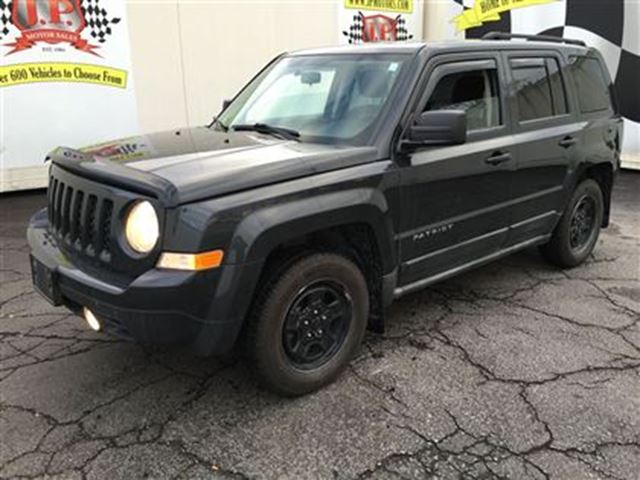 2011 jeep patriot north burlington ontario used car for. Black Bedroom Furniture Sets. Home Design Ideas