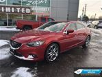 2014 Mazda MAZDA6 GT / TECH PKG / LEATHER / NAVI / REAR CAM!!! in Toronto, Ontario