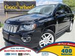 2014 Jeep Compass Limited   AWD   NAV   LEATHER   ROOF in London, Ontario