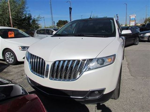 2012 lincoln mkx awd leather nav dvd cam roof london ontario used car for sale 2658505. Black Bedroom Furniture Sets. Home Design Ideas