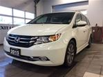 2015 Honda Odyssey Touring - DVD - Nav - No Accidnets! in Thunder Bay, Ontario