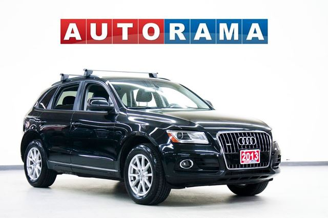 2013 Audi Q5 LEATHER, AWD in North York, Ontario