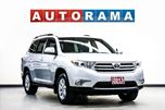 2013 Toyota Highlander 7 PASSENGER 4WD in North York, Ontario