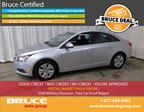 2013 Chevrolet Cruze LT 1.4L 4 CYL TURBOCHARGED AUTOMATIC FWD 4D SED in Middleton, Nova Scotia