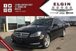 2012 Mercedes-Benz C-Class C-300***Pano,Navi,B-up Cam,Leather in St Thomas, Ontario