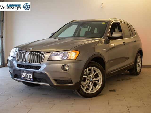 2013 bmw x3 xdrive28i london ontario used car for sale 2657782. Black Bedroom Furniture Sets. Home Design Ideas