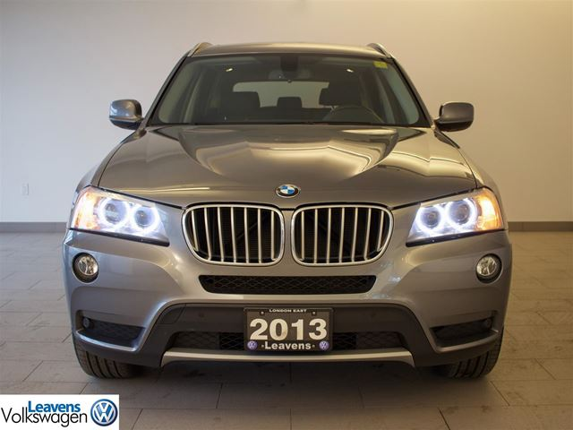 2013 bmw x3 xdrive28i london ontario used car for sale. Black Bedroom Furniture Sets. Home Design Ideas