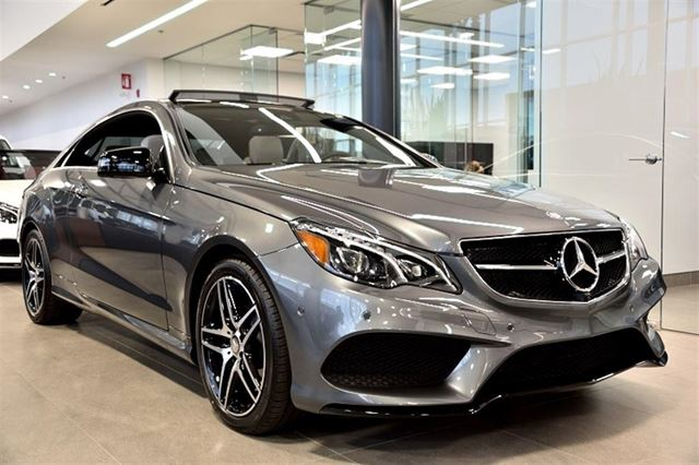2017 mercedes benz e class e400 4matic coupe edition avan for E400 mercedes benz 2017