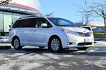 2012 Toyota Sienna Entertainment System, Navi, Leather Interior w/ in Richmond, British Columbia