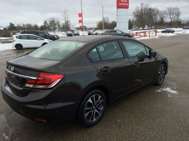 2014 honda civic ex smiths falls ontario used car for for 2014 honda civic ex for sale