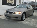 2008 BMW 3 Series SEDAN 323i RWD 2.5 L in Halifax, Nova Scotia