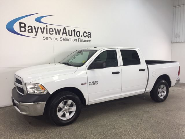 2016 dodge ram 1500 st hemi 4x4 crew cab clean carproof belleville ontario used car for. Black Bedroom Furniture Sets. Home Design Ideas