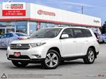 2013 Toyota Highlander V6 Sport Package, Competition Certifed, One Owner, No Accidents, Toyota Serviced in London, Ontario